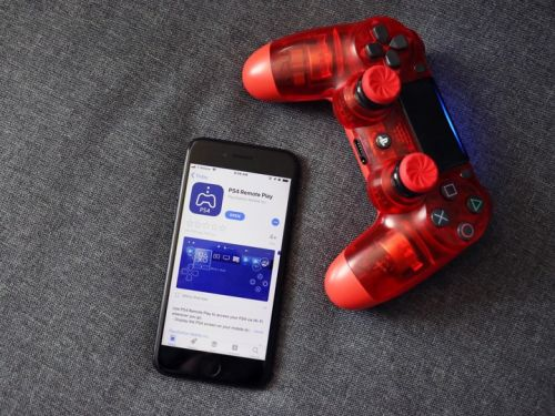 Stream your favorite PS4 games to your iPhone with PS4 Remote Play