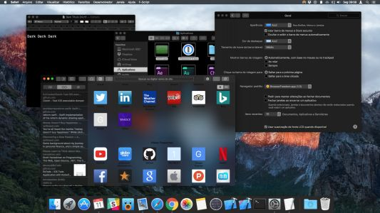 WebKit code references suggest dark mode coming to macOS 10.14