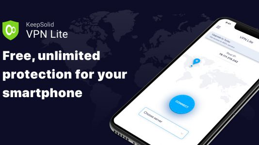 KeepSolid VPN Lite app comes to Android and iOS