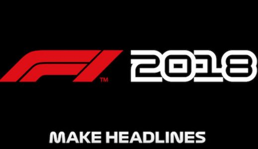 F1 2018 For PS4, Xbox One, And PC Arrives This August