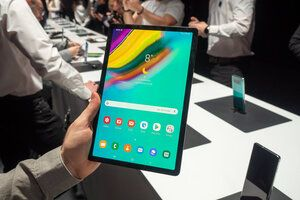 Samsung Galaxy Tab S5e update adds Bixby Voice support