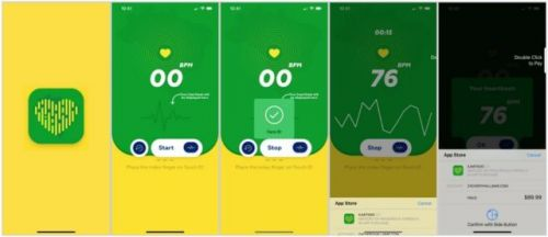 Fake Heart Rate Scanner App Slipped Into Apple's App Store