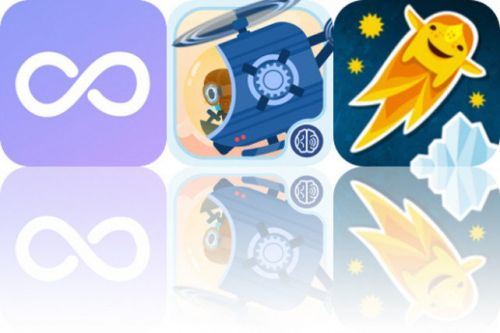 Today's Apps Gone Free: Weple Habit, Mochu Sky Ranger and Son of the Sun