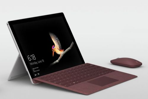 Microsoft Releases Surface Go LTE