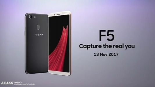 OPPO F5 Real Life Images, Renders And Retail Boxes Surface