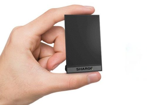 Sharge mini 65 W USB-C charger for laptops, phones, cameras and more