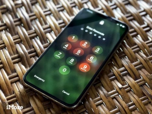 I'd love persistent, ambient authentication in iPhone XI