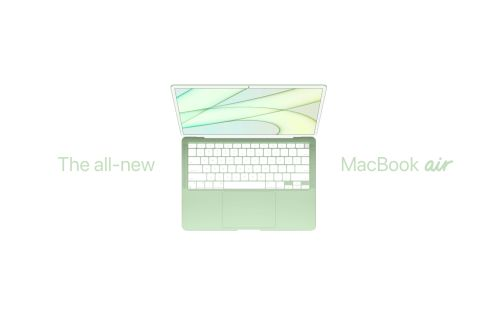 2022 MacBook Air rumors: New design and colors, white bezels, mini-LED, 'slightly' more expensive
