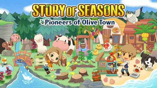 Story of Seasons: Pioneers of Olive Town Heads Into the Wilderness in 2021