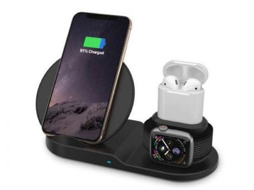Save 65% on the AirDock 3-in-1 Wireless Charging Station