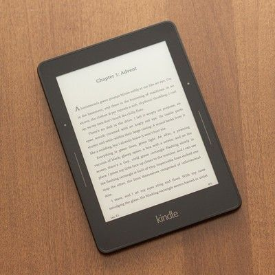 One of Amazon's best e-readers, the Kindle Voyage, is $50 off today