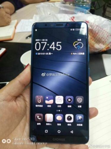 Gionee M7 Leaks With Dual Rear Cameras Before Sept. 25 Debut
