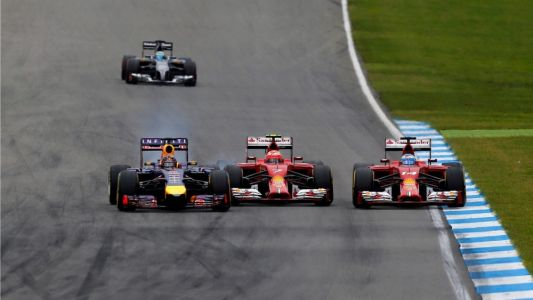 How to watch the German Grand Prix: stream F1 live from anywhere