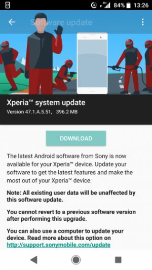 New Xperia XZ1, XZ1 Compact Update Fixes Camera Distortion