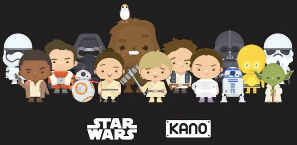 CES 2019: Kano Teaming Up With Disney for New Star Wars-Themed Coding Products