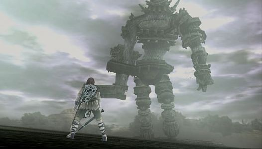 New Weapon Discovered in Shadow of the Colossus Remake