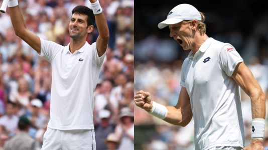 Novak Djokovic vs Kevin Anderson live stream: how to watch Wimbledon men's final online