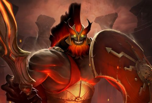 Valve Releases New 'Mars' Hero For Dota 2