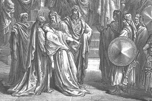 The Secret Political History of Queen Esther