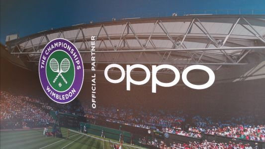 Wimbledon and Oppo join forces in major mobile deal