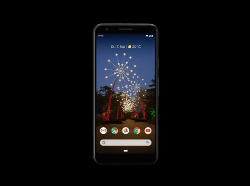 Google Pixel 3a Shown In Seemingly Official Renders Ahead Of Launch