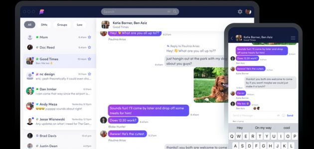 This new app brings iMessage to Android and Windows