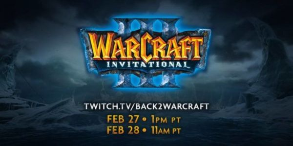 Blizzard Announces Upcoming Warcraft 3 Tournament From 27-28 February