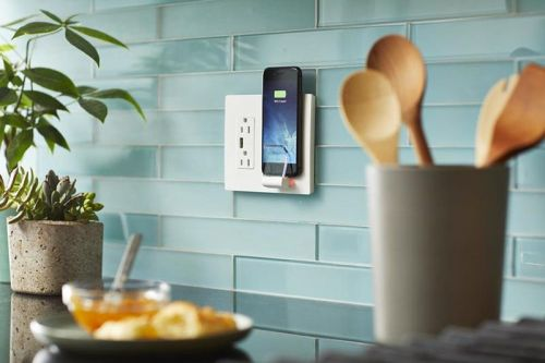 Legrand Launches Wall-Mounted, Qi-Certified Wireless Charger Compatible With Latest iPhones