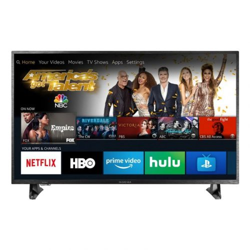 Insignia's 32-inch Fire Edition Smart TV dropped to a budget price of $120