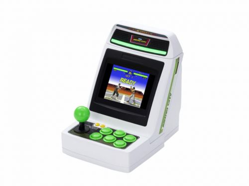 Sega's next retro hardware is a 1/6th-scale multi-game arcade cabinet