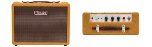 Fender Unveils Vintage-Looking Bluetooth Speaker