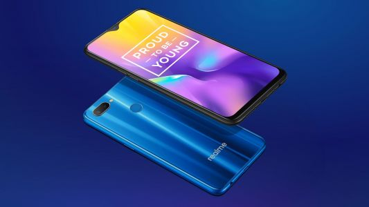 Realme U1 launched in India starting at Rs 11,999