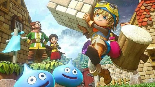 How to Build a Restaurant in Dragon Quest Builders 2