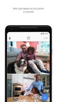 Google Clips app appears in the Google Play Store, camera should be shipping soon