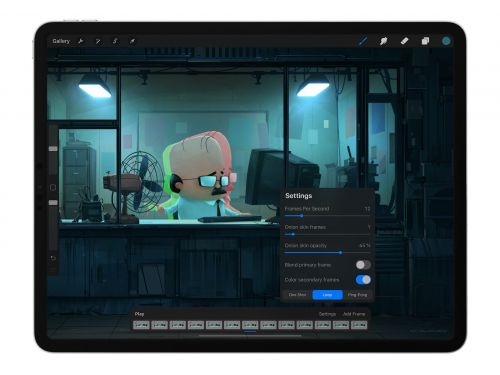 Procreate 5 for iPad Brings New Animation Assist, Brush Studio, Colour Harmony, and More
