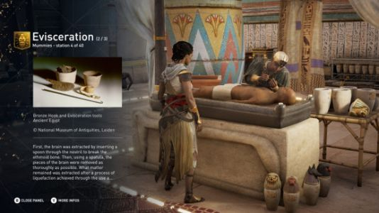 Discovery Tour by Assassin's Creed takes fans to ancient Egypt - without the assassinations