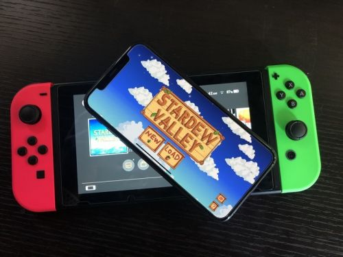 You can now play Stardew Valley anywhere as it arrives on iOS