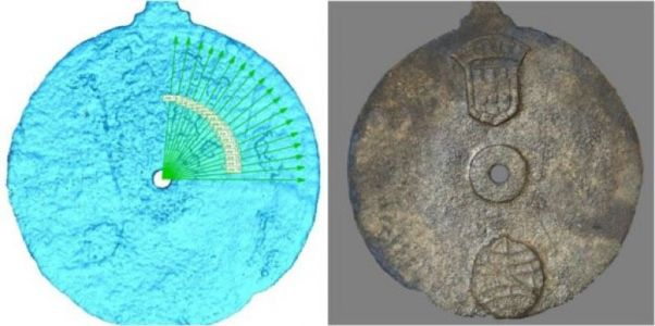 This medieval astrolabe is officially world's oldest known such instrument