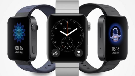 Xiaomi Mi Watch announced with LTE, GPS and a huge selection of apps