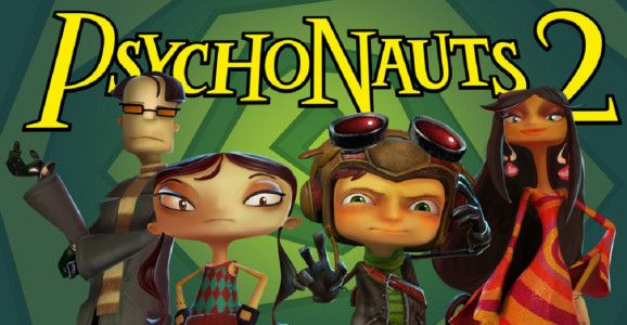 Video exclusive: Double Fine Productions.leading from the front