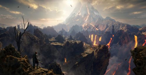 Middle-earth: Shadow of War hands-on - fighting an orc swarm in a huge citadel