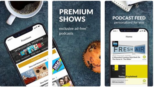 Stitcher for Podcasts on iOS adds Waze integration, CarPlay improvements, more