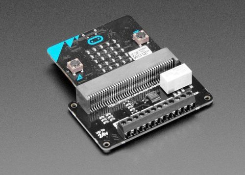 Pimoroni automation:bit for micro:bit arrives at Adafruit