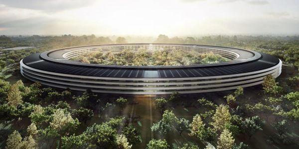 Apple announces plans for a new campus as it pledges $350B to US economy