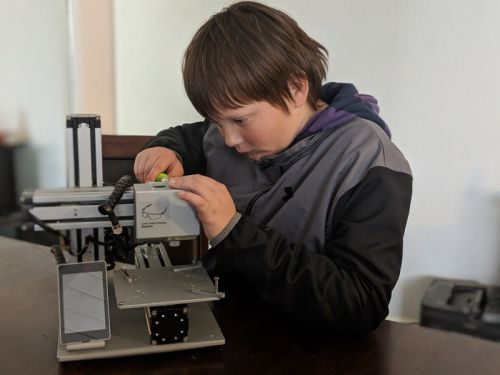The best 3D printers for families