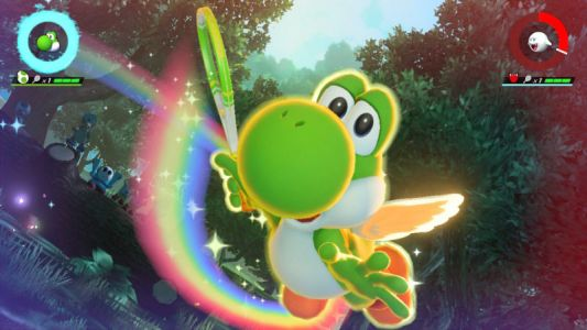 Mario Tennis Aces review: Turning tennis into a fighting game
