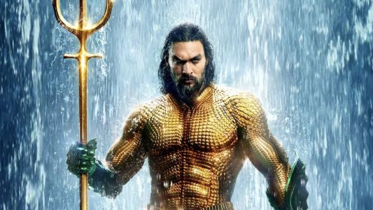 Win a 4K bundle with Aquaman on Blu-Ray, a Hisense TV and an Xbox One X