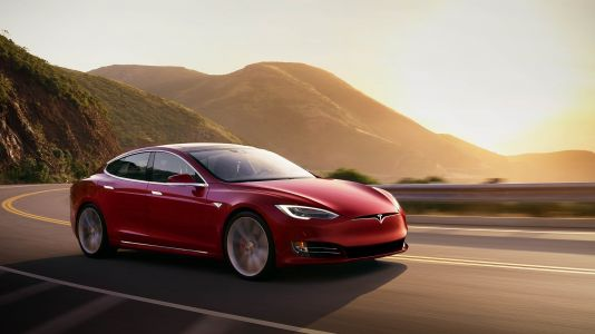 Tesla Arcade is here, letting you play driving sims with your car's steering wheel