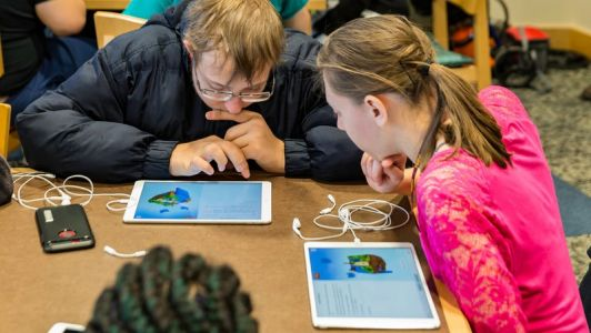 Apple bringing 'Everyone Can Code' to schools for blind and deaf students with new partnerships
