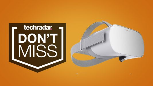Grab it quick - the Oculus Go deal has a massive Amazon Lightning deal price drop